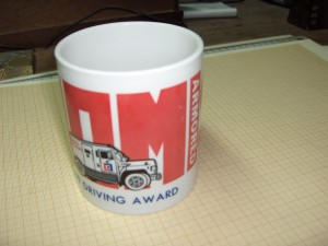 Loomis Safe Driving Award