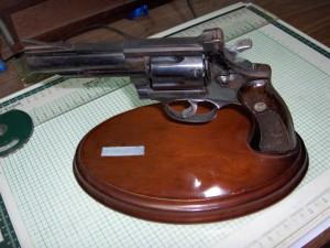 """Revolver Llama 4"""" modelo """"Martial"""" cal.38 SPL"""
