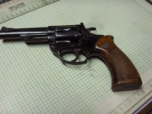 """Revolver ASTRA 4"""" cal.38 Modelo NC-5"""