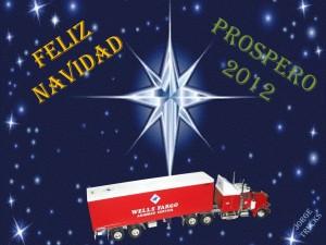Feliz Navidad para todos los Blindados. (Armored Trucks).